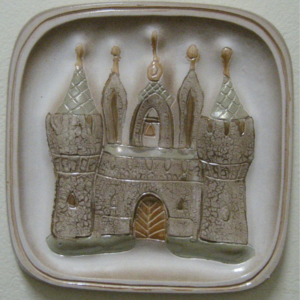 Декоративное панно Монастырь