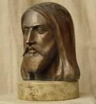 Г.Г.Алексанян. Иисус. 2002 г. Бронза. 16Х9Х23 см.
