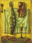 А.Кравцов. Натюрморт КПСС. 2004. 65х50, холст, масло.