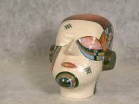 Т.М.Суховеенко. Забвение. 1994, керамика.