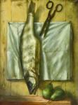 А.Кравцов. СНГ. 2004. 60х45. Холст, масло.