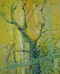 М.Н.Жгивалёва. Март. 2007. Х. м.  90х70. Цена 77 000 руб.