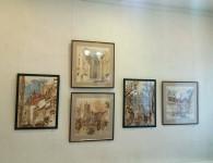 Юбилейная выставка графики в Даниловской галерее