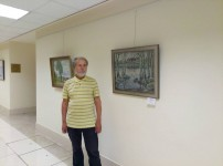 Выставка ЯО СХР в Совете Федераций