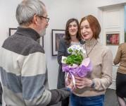 Мемориальная выставка Ирины Дербенёвой