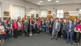 Праздничные мероприятия, посвящённые 85-летию ЯО СХР