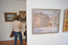 Выставка живописи в Угличском Доме дружбы