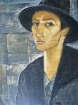 С.С.Арсюта. Автопортрет. Х.м., 1999 г.