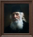 Евгений Выпов. Портрет монаха. хм