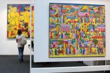 Юбилейная выставка Инны Антоновой