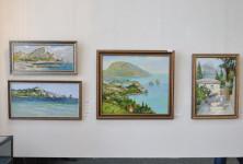 «Мир, в котором я живу»: открылась выставка Николая Андреева