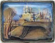 А.Г.Алексеев. Ростовский кремль