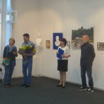 Юбилейная выставка Всеволода Алаева