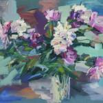 Открылась выставка Александра Александрова «Опять на улице весна»