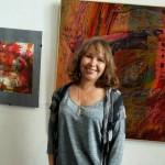 Открылась юбилейная выставка Лидии Андриановой