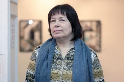 Е.И.Дворникова. Фото - И.Штольба