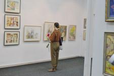 Открылась персональная выставка Галины Есафьевой «100+1»