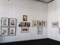 """Выставка графики Игоря Ермолаева """"Лёгкое рисование тела"""""""