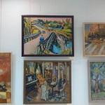 Юбилейная выставка в зале СХР на Покровке