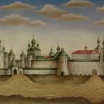 Выставка ростовских и ярославских эмальеров к 85-летию СХР