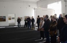 Открылась выставка Семёна Горячева «Родная страна моя»
