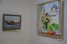 Выставка «Золотое кольцо. Летопись современности» в Угличском Доме дружбы