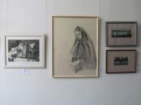 Открылась II межобластная выставка «Искусство графики. Художники Золотого кольца»