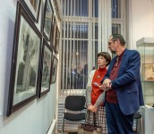 Открылась межобластная выставка «Искусство графики. Художники «Золотого кольца»