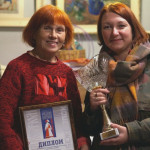 Ольга Крючкова получила гран-при фестиваля-конкурса