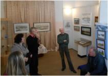 Персональная выставка Александра Петрова в Кашинском музее