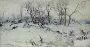 Кирсанов Н.И. (1911-1969)