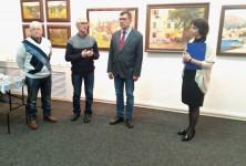 Открылась персональная выставка Валерия Константинова