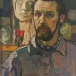 Состоялось открытие выставки Петра Крохоняткина (1929-2018)