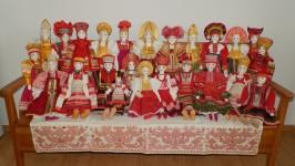 Н.Н.Лаврова. Куклы.