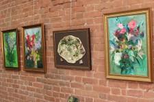 Выставка Надежды Мухиной «Идеальное пространство»