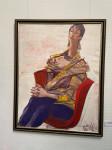 Персональная выставка Елены Мухиной «Ангел мой, иди со мной…»