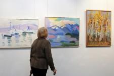 Персональная выставка Дениса Новикова