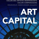 Ольга Александрова участвовала в парижском салоне Art Capital