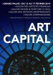 Участие Ольги Александровой в международном салоне Art Capital