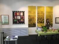Открылась групповая выставка «Оʹгород»