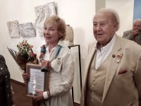 Выставка Елены Пасхиной в РАХ