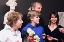 Фестиваль современного искусства ART NON-STOP: Елена Пасхина