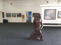 Выставка Петровской академии наук и искусств «Земля родная»