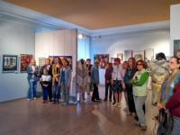 Юбилейная выставка декоративного искусства ЯО СХР