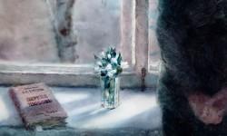 А.К. Петров. Моя любовь. Кадр из анимационного фильма. 2006 г.