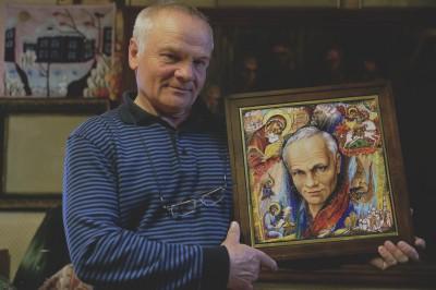 Виктор Иванович Поляков. Фото Владимира Смирнова.