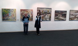 Открылась весенняя областная выставка