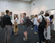 Состоялось открытие областной выставки