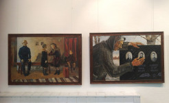 Открылась персональная выставка Александра Шилова