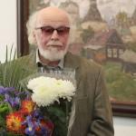 Открылась выставка к 70-летию Сергея Соколова